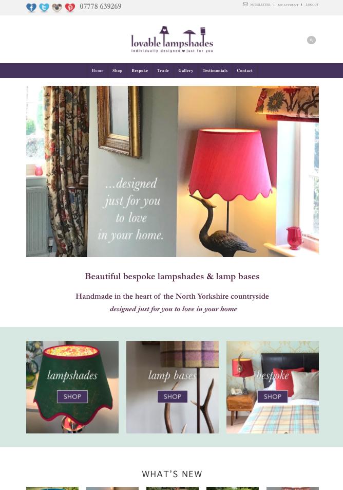 lovable lampshades handmade bespoke lampshades yorkshire